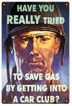 Have You Really Tried Military War Reproduction Sign - $25.74