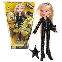 Bratz MGA Entertainment Dynamite Series 10 Inch Doll - CLOE in Black Leather Out - $39.99