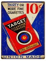 Fine Cigarettes 10 Cent Smoke Tobacco Sign - $19.80