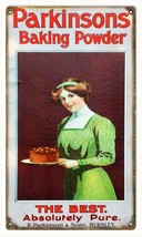 Parkinsons Baking Powder Country Advertisement Reproduction - $19.80
