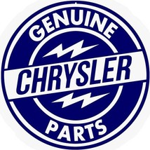 Genuine Chrysler Service Station Parts Sign - $23.76