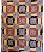 Primary Colors Quilt - $40.00