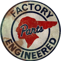 Factory parts Engineered Gas Station Sign - $25.74