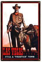 Reproduction Las Vegas Frontier Sign - $25.74