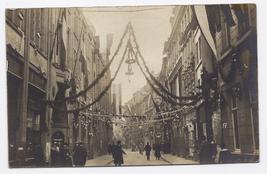 c1910 - Winter Season Street Scene – Europe - Real Photo - Unused - $4.99