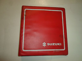 1990 Suzuki Gs450 Ga Service Manual Stained Binder Factory Oem Book 90 Dealership - $30.06