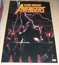 New Avengers poster: Captain America/Spider-man/Wolverine/Iron Man/Spide... - $29.69
