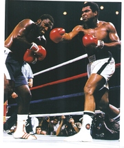 Muhammad Ali Joe Frazier Manila Vintage 11X14 Color Boxing Memorabilia Photo - $14.95