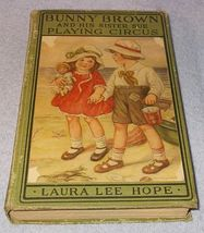 Bunny brown circus1a thumb200