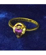 Fairy Spirit ring With Fey Charging Vessel  - $80.00