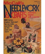 McCall's NEEDLEWORK And Crafts Magazine Spring 1978 - $2.99