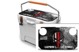 """Ozark Trail Wrap """"Fits 26qt Cooler"""" 24mil Skin Lid Kit USA Ammo Skull Re... - $29.95"""