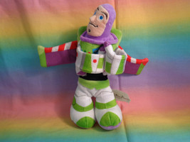 Disney Hugging Buzz Lightyear Toy Story Spaceman Small Plush Toy - $5.89