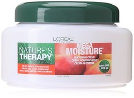 L'Oreal Natures Therapy Mega Moisture Nurturing Creme, 16 Ounce - $14.95
