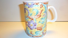 Ganz Mug Lakeside Collection Floral Mosaic Flowers - $12.50