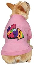 Zack & Zoey UM1102 12 75 I'm with My BFF Tee for Dogs, Small, Pink - $24.95