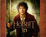 (Used) The Hobbit: An Unexpected Journey 3D - Extended Edition Blu-ray - 5 Discs