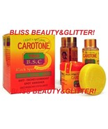 CAROTONE 4 LOT! BLACK SPOT CORRECTOR  Cream,Lotion,Soap and Serum HIGHLY... - $23.99