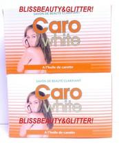 Caro White 2 LOT! Lightening Beauty Soap/Carrot Oil,Vit. E,Glycerin&Coconut Oil - $14.99
