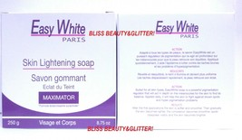 Easy White PARIS 2 LOT! Skin lightening MAXIMATOR Soap 250g HIGHLY ACCLA... - $19.62