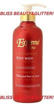 Extreme Glow Strong Lightening Body Wash/Aloe Vera,Shea Butter&Herbal Co... - $33.99