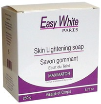 Easy White PARIS Lightening Soap 250g MAXIMATOR HIGHLY ACCLAIMED! - $11.29