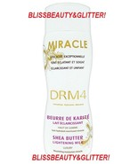 DRM4 MIRACLE Shea Butter Lightening Milk 500ml/SHEA BUTTER HIGHLY ACCLAI... - $36.45