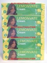 LEMONVATE 10 LOT! Brightening Cream/Firming Vita C,Lactic Acid,Arbutin Complex  - $40.99