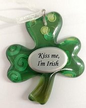 Irish Polystone Ornament (B) - $193,90 MXN