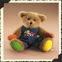 "Boyds Bears ""Candie Mcbearsley""  #919057-  12"" M&M® Bear - NWT- 2006- Retired - $39.99"