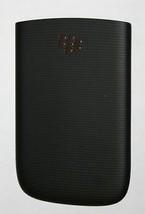 OEM Blackberry Torch 9800 Back Cover Battery Door Black ASY-27075-002 - $5.93