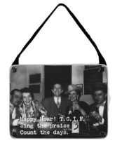 Trash Talk by Annie Countdown Calendar, Happy Hour, 4.5-Inch Tall [Misc.]