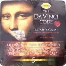 The Da Vinci Code Board Game - $32.58