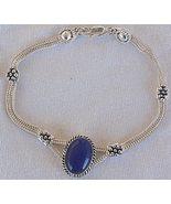 Blue -bracelet - $35.00