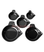 5 Pc Plastic Bowl Set Gems Weighing Cup Scoop For Digital Pocket Scales ... - $5.45