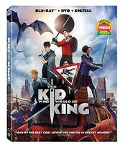 The Kid Who Would Be King [Blu-ray + DVD + Digital, 2019]