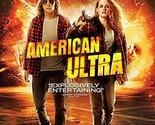 AMERICAN ULTRA - [BLU-RAY/DVD COMBO PACK] - NEW UNOPENED - KRISTEN STEWART
