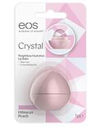 Eos Crystal Hibiscus Peach Lip Balm 7g - $13.10