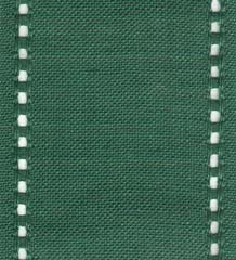 "Primary image for 27ct Celeste Green/Green banding 3.1""w x 18"" (1/2yd) 100% linen Mill Hill"