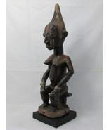 African Art, Yoruba, Female Figure Yoruba, Oshu... - $550.00