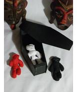 Voodoo, Voodoo doll, coffin, witchcraft, black ... - $17.99