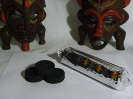Charcoal disc, incense, Burning Resin incense P... - $2.75