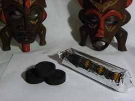 Charcoal disc, incense, Burning Resin incense Powder incense burning cle... - $2.75