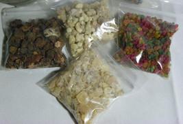 Myrrh incense, Copal incense, Frank incense, Spiritual, Three king incense  - $8.99