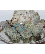 Sage smudge stick, Sage wand Lavender Sage Wand... - $13.99