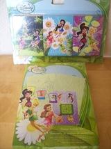 Disney TinkerBell Stamp Activity and Crayon Set  - $10.00