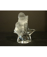 Goebel Crystal Angel On a Star Figurine/Paperweight - $7.90