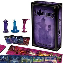 Ravensburger Disney Villainous: Wicked to The Core Strategy Board Game for Age 1 - $38.49
