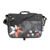 Naughty Dog Infamous Delsin Rowe Messenger Bag + Button SET + LOGO - 5 x... - $136.99