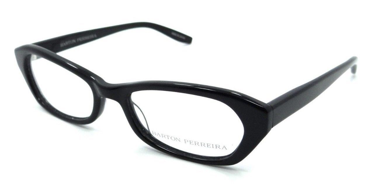 Barton Perreira Tallulah Eyeglasses Frames 50-18-135 Black Women